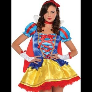 Disney Princess Snow White Adult Costume Medium